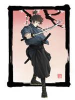 Samurai Kenji by rgm501