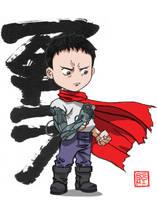 Tetsuo cHiBi by rgm501
