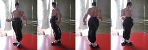Custom Fei Long Statue by rgm501