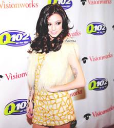 Cher Lloyd Foto by LloydBomb