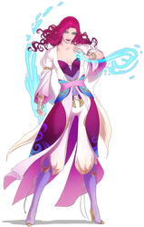 sorceress by MidnightTea7