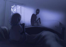 childhood fears by MidnightTea7