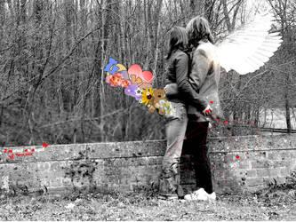 I maried an angel... by R-psyco-R