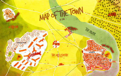 A Southern Town by theSuricateProject