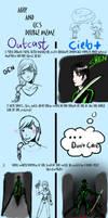 Double OC Meme by CIELO-PLUS