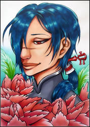 DRAMAtical Murder - Koujaku by CIELO-PLUS