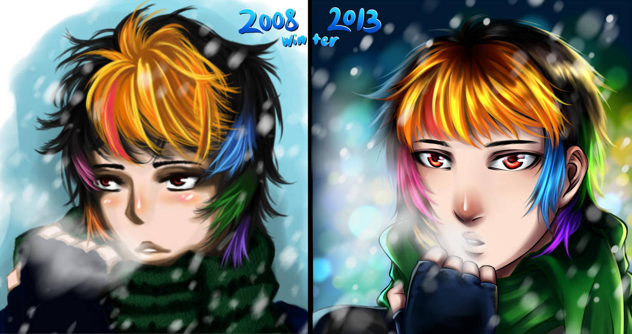 Basilio - Then and Now by CIELO-PLUS