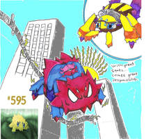Peter Sparker - Twitch plays Pokemon by nousernameswerefree