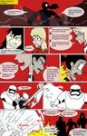 Hellsing bloopers 66 - Secret weapon by fireheart1001