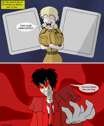 12 days of Hellsing - Day 2 by fireheart1001