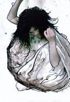 Helene's Dress by wavingelephant