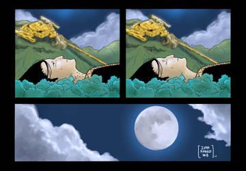 Peruvian Comic II by IvanArtWorks