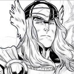 Thor by IvanArtWorks