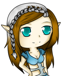.: Ethannie :. by TastyViAces