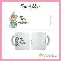 BS - Tea Addict by arwenita