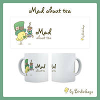 BS - Mad about Tea by arwenita