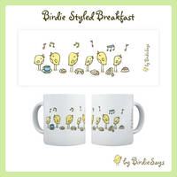 BS - Birdie Styled Breakfast by arwenita