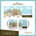 BS - Profits to 44kittens.com by arwenita