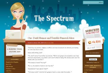New Blog: The Spectrum by arwenita