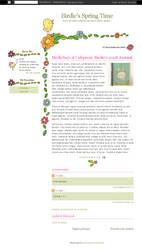 BS Spring Time Blogger Theme by arwenita