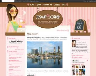 Jasmin Loves Coffee by arwenita