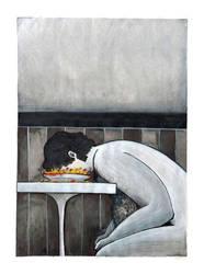 The Junk Food Series No4 by arwenita