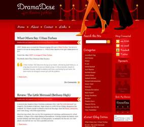 DramaDose Blog by arwenita