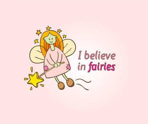 More Fairies by arwenita