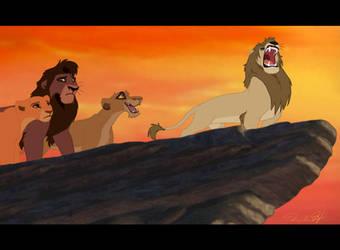 Roar of a New King by Capricornfox