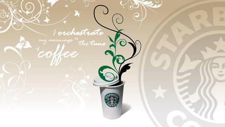 Starbucks by Remcow16