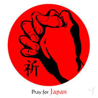 Pray for Japan Avatar by erixyao