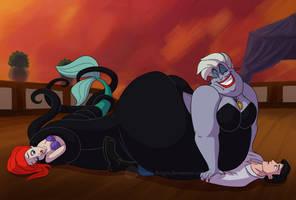 ''Poor Little Princess...'' by Ursula-Reigns