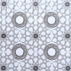 Geometric design with palmate rings by jeffzz111