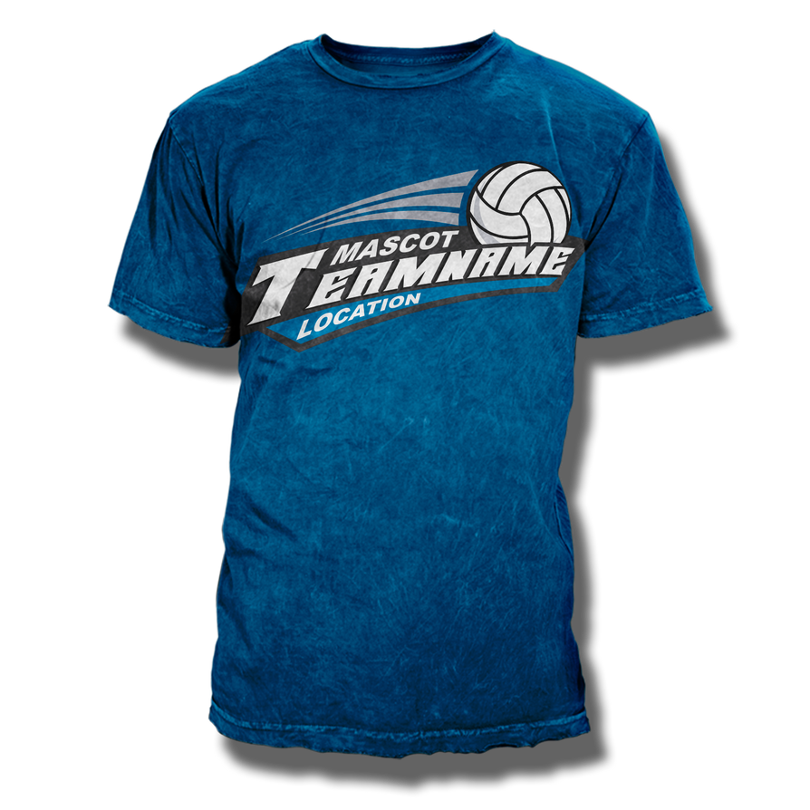 Volleyball T Shirt Design Template By Rivaldog On Deviantart
