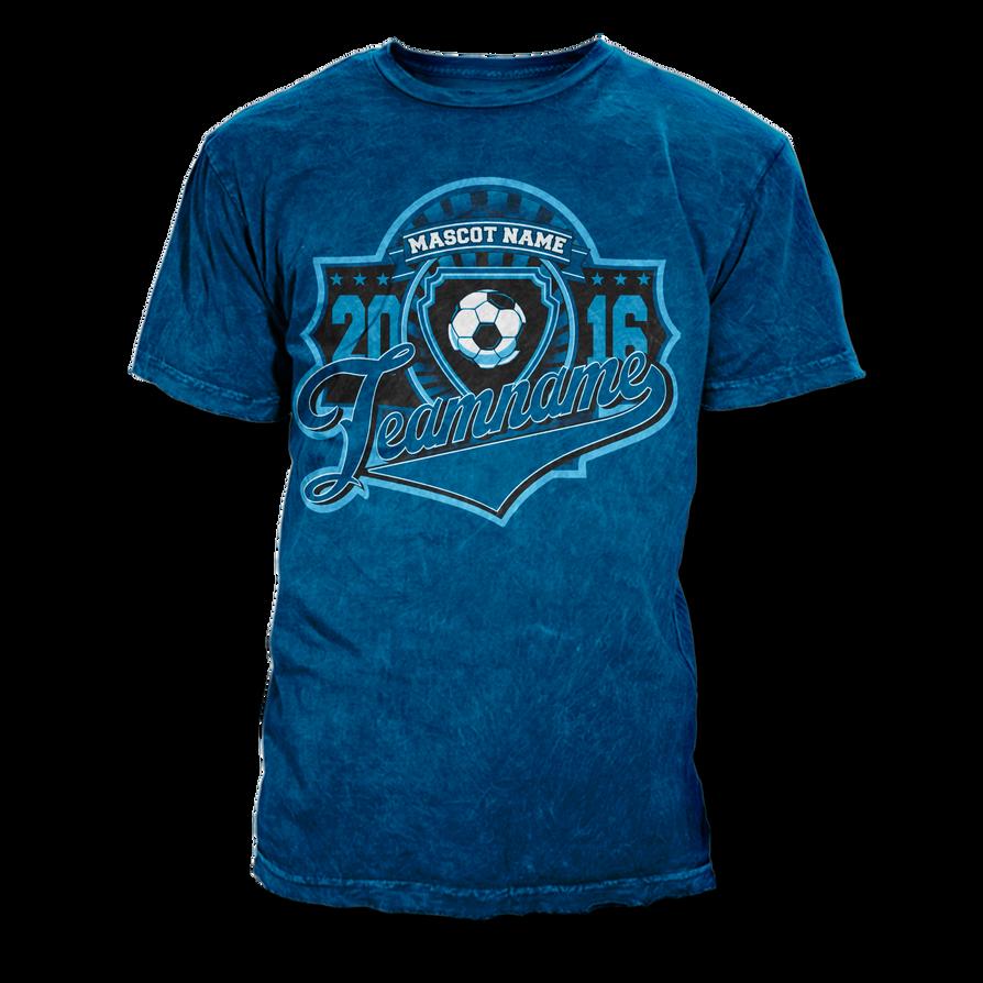 Soccer T Shirt Design Vector Template By Rivaldog On Deviantart