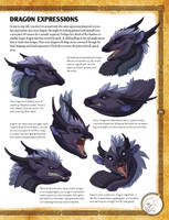 DragonArt Evolution interior by impactbooks