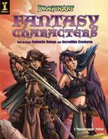 DragonArt Fantasy Characters by impactbooks