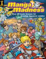 Manga Madness by impactbooks