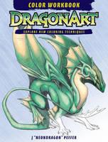 DragonArt Color Workbook by impactbooks