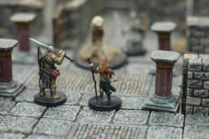 Miniature Quest by impactbooks