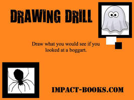 Boggart Drawing Drill by impactbooks