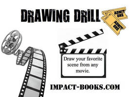 Drawing Drill by impactbooks