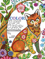 Color Super Cute Animals by impactbooks