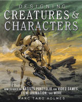 Designing Creatures and Characters by impactbooks