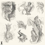 Welsh Dragon by impactbooks