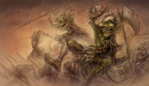 There's no such thing as 'just one goblin' by Zhjake