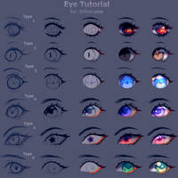 Eye Tutorial [v1] by kyupon