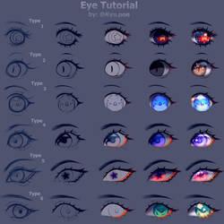 Eye Tutorial [v1] by kyupon