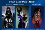 Darth Vader and Maleficent's first child born by 15willywonka