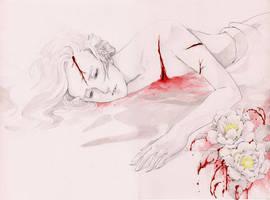 Blood by KannyMOs